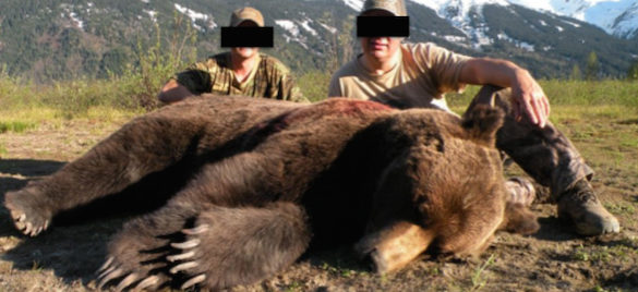 Trophy hunters of BC