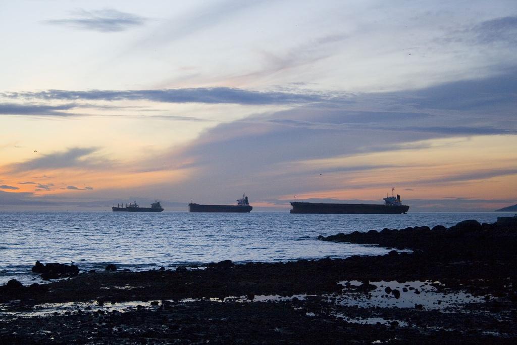 Tankers - Credit: Chromtist (flickr)