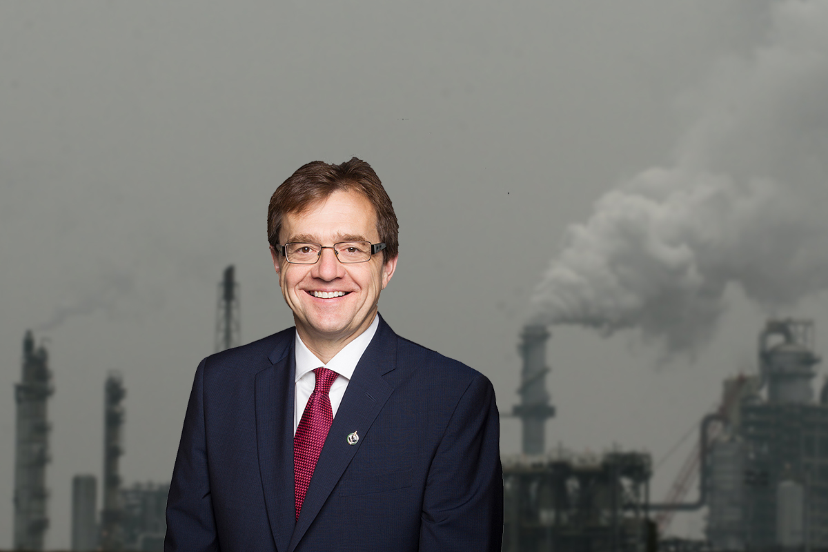 Image result for dogwood: Jonathan Wilkinson: the Minister of Greenwash