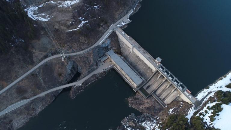 seven mile dam bc hydro
