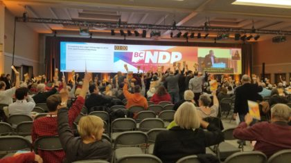 vote passes at ndp convention